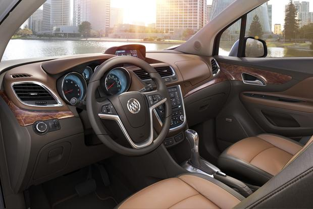 2013 Buick Encore: New Car Review featured image large thumb3