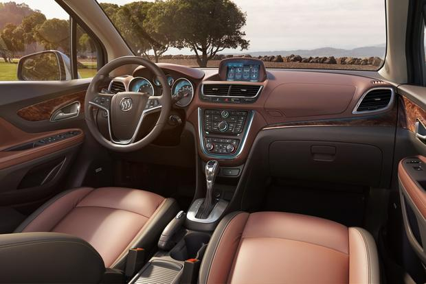 2013 Buick Encore: New Car Review featured image large thumb4