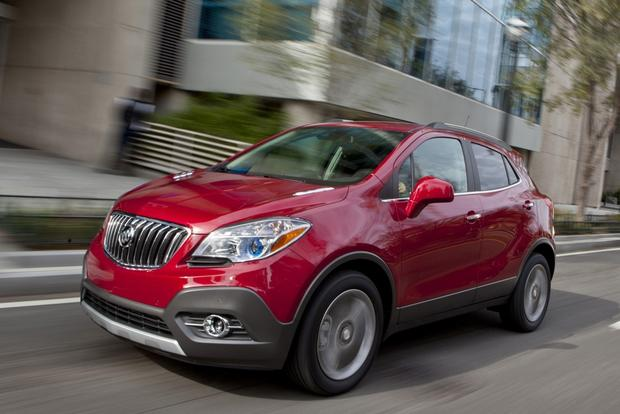 2013 Buick Encore: New Car Review featured image large thumb6
