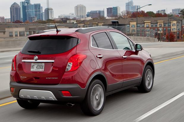 2013 Buick Encore: New Car Review featured image large thumb7