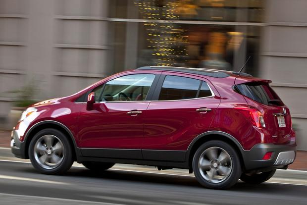 2013 Buick Encore: New Car Review featured image large thumb8