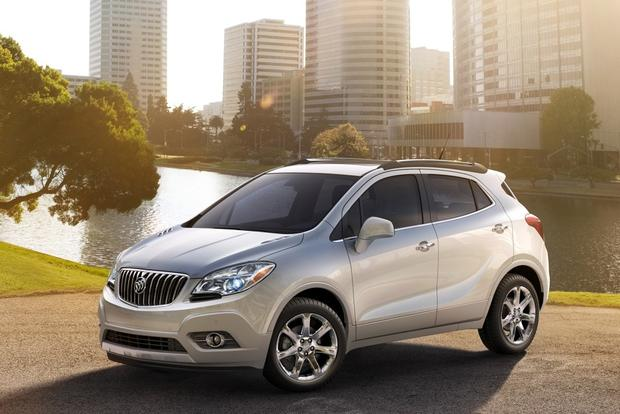 2013 Buick Encore: New Car Review featured image large thumb10