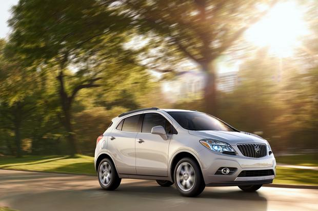 2013 Buick Encore: New Car Review featured image large thumb11