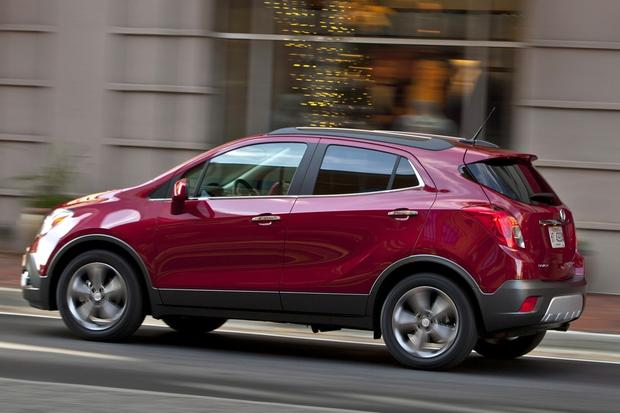 2015 Buick Encore: New Car Review featured image large thumb2