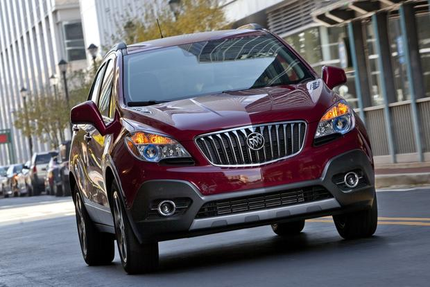 2014 Buick Encore: New Car Review - Autotrader