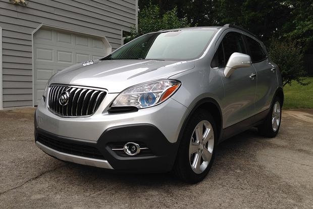 2015 Buick Encore: Real World Review featured image large thumb0