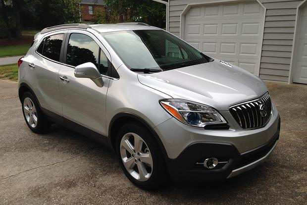 2015 Buick Encore: Real World Review featured image large thumb4