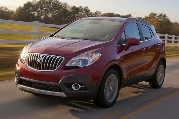 2016 Buick Encore: New Car Review