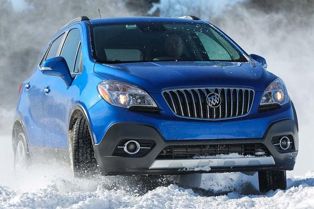 2016 Buick Encore New Car Review  Autotrader