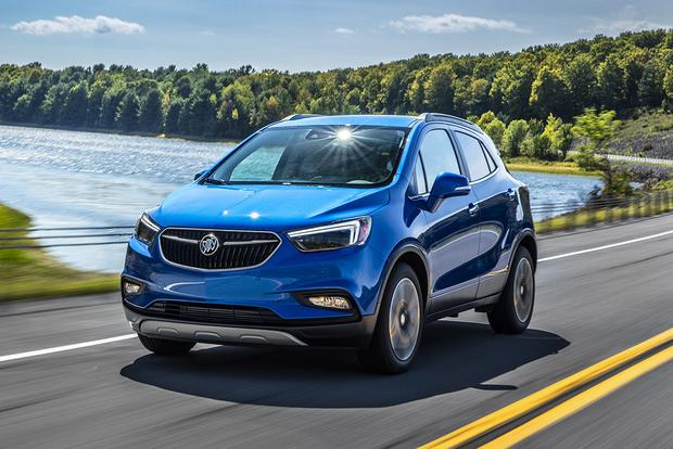2017 Buick Encore: New Car Review