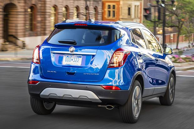 2017 Buick Encore: New Car Review featured image large thumb1