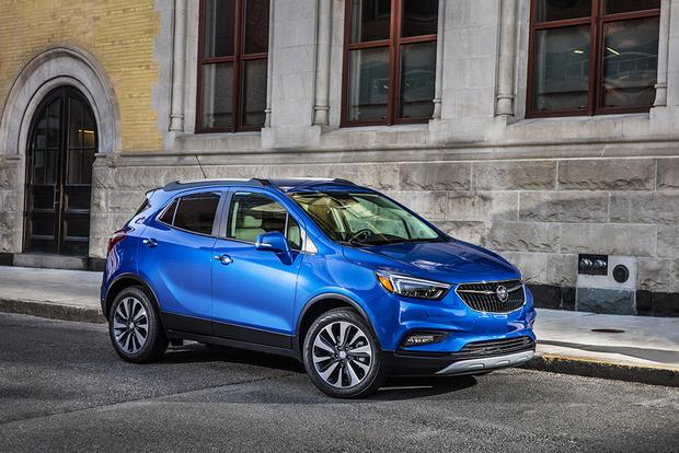2017 Buick Encore: New Car Review featured image large thumb2