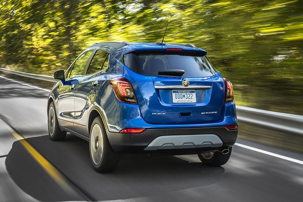 2017 Buick Encore: New Car Review featured image large thumb4