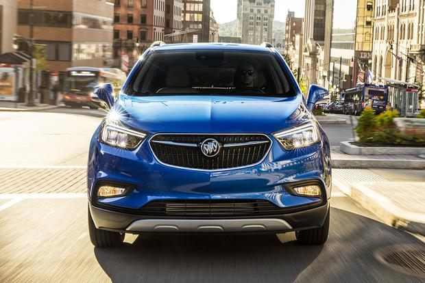 2017 Buick Encore: New Car Review featured image large thumb5