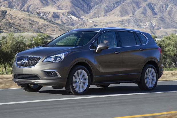 2016 Buick Envision: First Drive Review