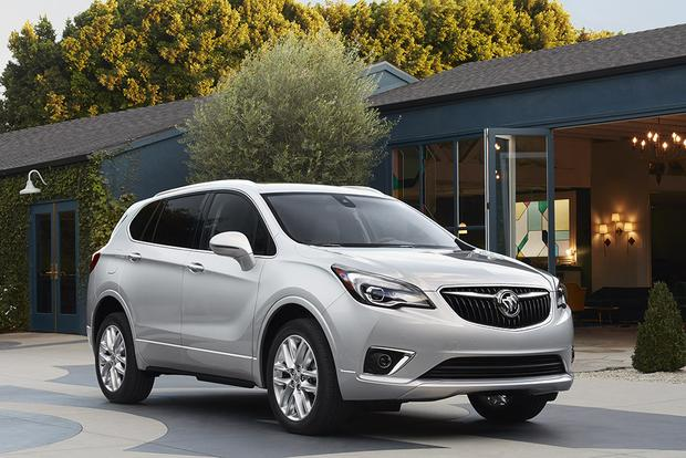 2019 Buick Envision First Drive Review Autotrader