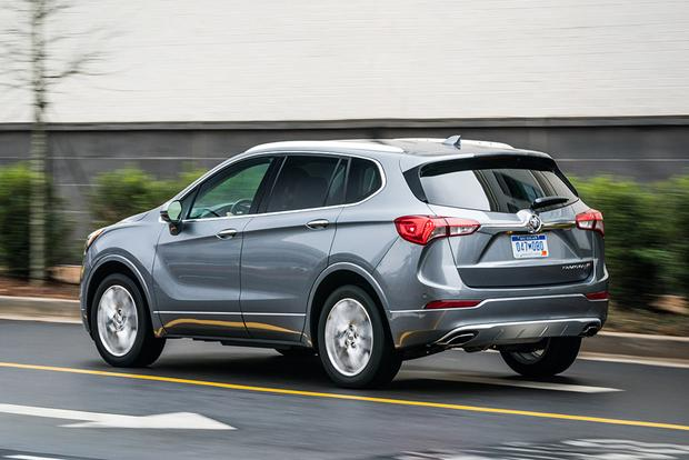 2019 Buick Envision: First Drive Review featured image large thumb2