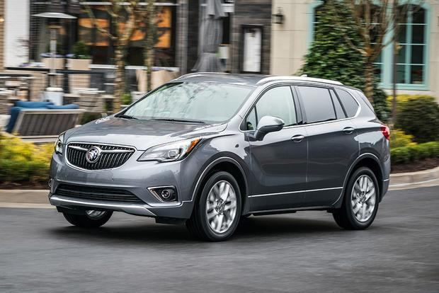 2019 Buick Envision: First Drive Review featured image large thumb3