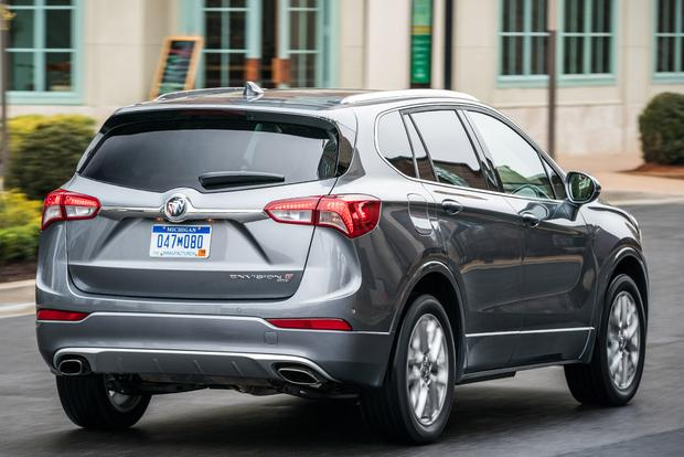 2019 Buick Envision: First Drive Review featured image large thumb4