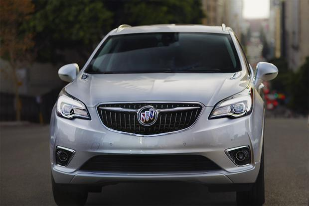 2019 Buick Envision: First Drive Review featured image large thumb5