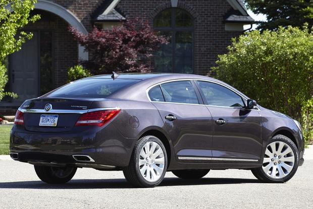 2015 Buick LaCrosse New Car Review  Autotrader