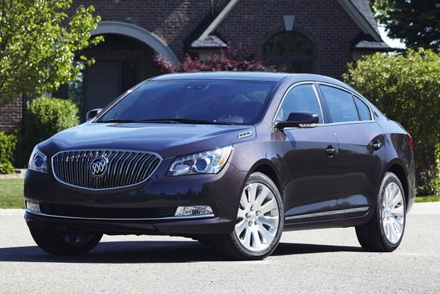 2015 buick lacrosse new car review autotrader. Black Bedroom Furniture Sets. Home Design Ideas