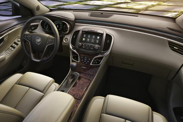 2015 Buick LaCrosse: New Car Review featured image large thumb2