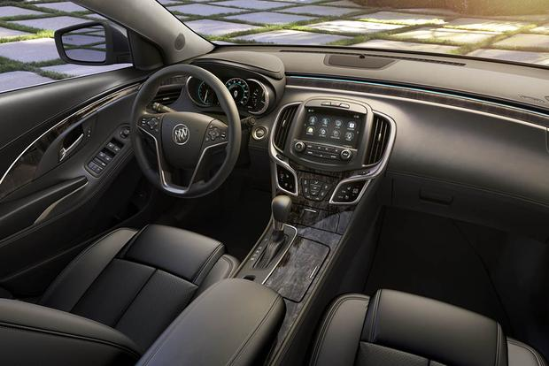 2016 Buick LaCrosse: New Car Review featured image large thumb1