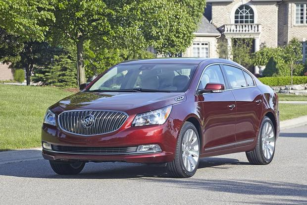 2016 Buick LaCrosse: New Car Review featured image large thumb0