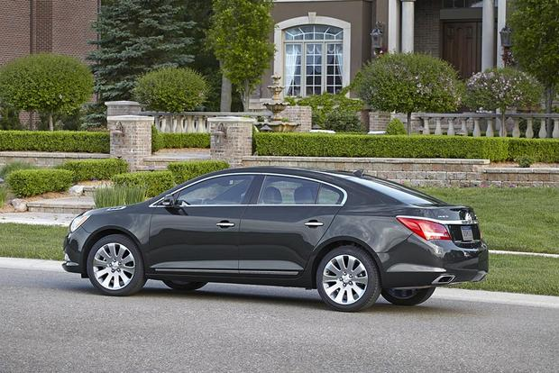 2016 Buick LaCrosse: New Car Review featured image large thumb3