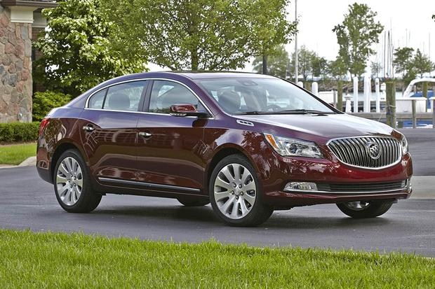 2016 Buick LaCrosse: New Car Review featured image large thumb4
