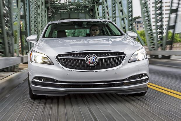 2017 Buick LaCrosse: First Drive Review
