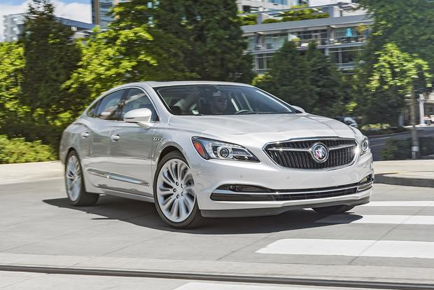 2017 Buick LaCrosse: New Car Review featured image large thumb2