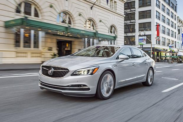 2017 Buick LaCrosse: New Car Review