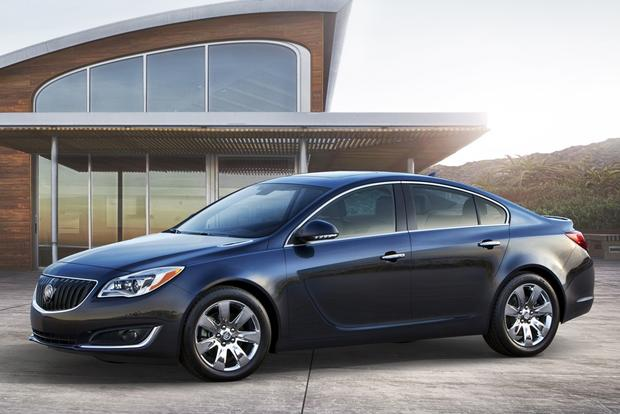 2014 Buick Regal: New Car Review featured image large thumb0