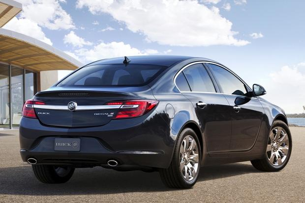 2014 Buick Regal: New Car Review featured image large thumb1