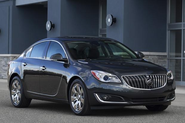 2014 Buick Regal: New Car Review featured image large thumb2