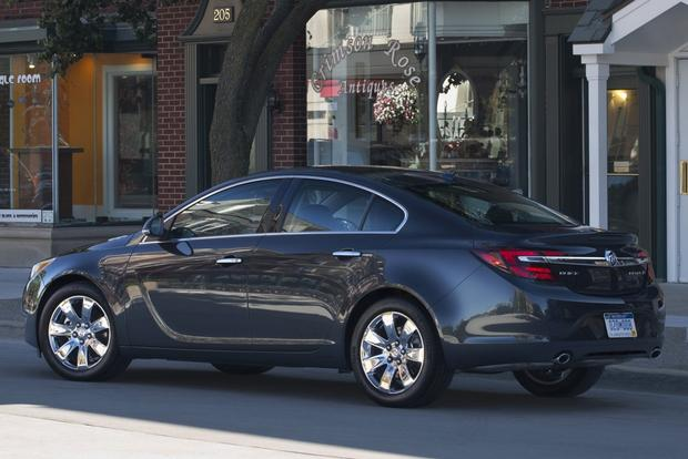 2014 Buick Regal: New Car Review featured image large thumb3
