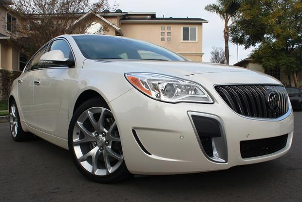 2014 Buick Regal GS AWD: Real World Review featured image large thumb0