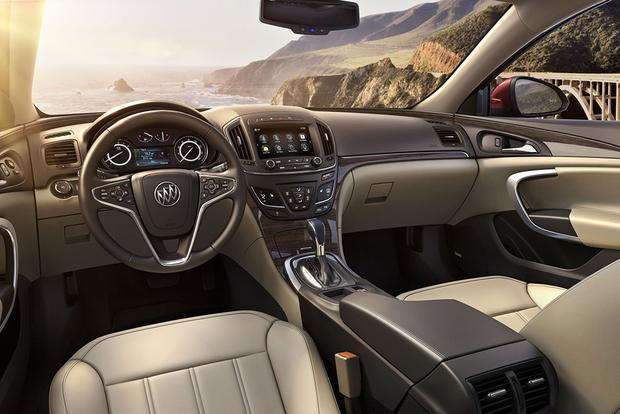 2016 Buick Regal: New Car Review featured image large thumb5