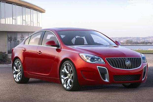 2016 Buick Regal vs. 2016 Buick Verano: What's the Difference? featured image large thumb11