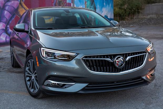 2018 Buick Regal Sportback: New Car Review featured image large thumb5