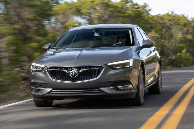 2018 Buick Regal Sportback: Buick Introduces Active Hood Pedestrian Safety System