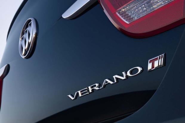 2016 Buick Verano: New Car Review featured image large thumb1