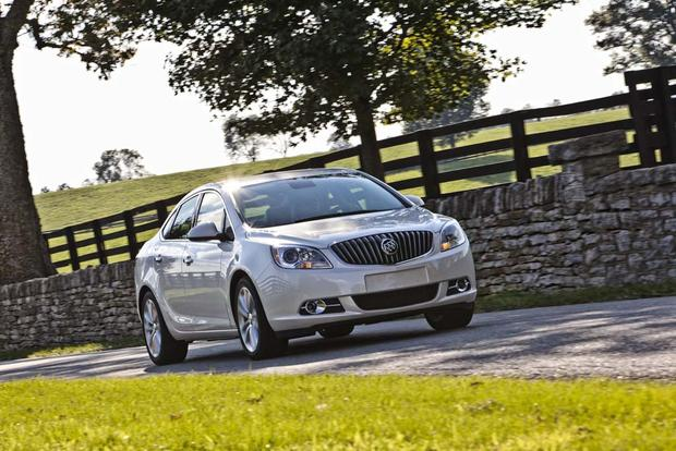 2016 Buick Verano: New Car Review featured image large thumb4
