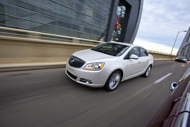 2017 Buick Verano: New Car Review