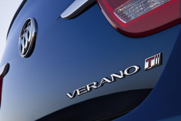 2014 Buick Verano: New Car Review featured image large thumb2