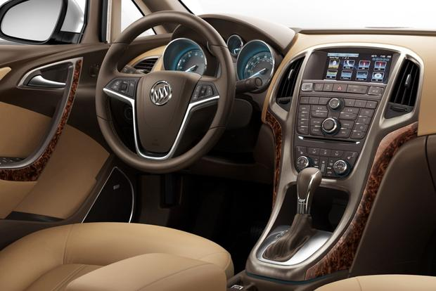 2014 Buick Verano New Car Review Autotrader