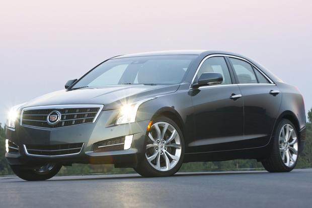2013 cadillac ats new car review autotrader. Black Bedroom Furniture Sets. Home Design Ideas