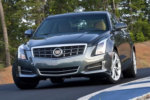 2013 Cadillac ATS: New Car Review featured image large thumb1